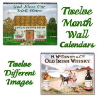 12 Month Wall Calendars