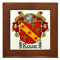 Rowe Coat of Arms & More!