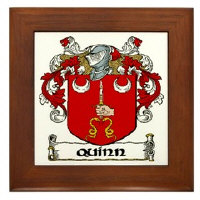Quinn Coat of Arms & More!