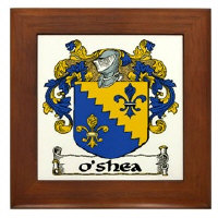 O'Shea & Shea Coat of Arms & More!