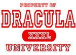 Dracula University Halloween T-Shirts