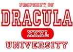 Dracula University Halloween T-Shirts