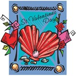 Valentine's Sea Shell