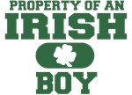 Property of an Irish Boy T-Shirts