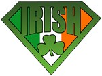 Super Irishman T-Shirts