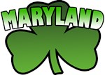 Maryland Shamrock T-Shirts