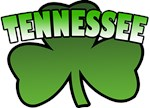 Tennessee Shamrock T-Shirts