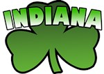 Indiana Shamrock T-Shirts