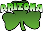 Arizona Shamrock T-Shirts