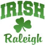Raleigh Irish T-Shirts