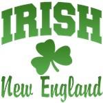 New England Irish T-Shirts