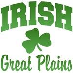 Great Plains Irish T-Shirts