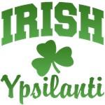 Ypsilanti Irish T-Shirts