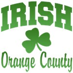 Orange County Irish T-Shirts