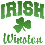 Winston Irish T-Shirts