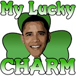 Obama My Lucky Charm T-Shirts