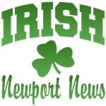 Newport News Irish T-Shirts