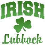 Lubbock Irish T-Shirt