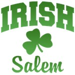 Salem Irish T-Shirt