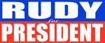 Rudy for President