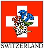 Alpine Flower Flag