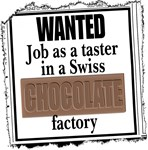 Wanted Chocolate