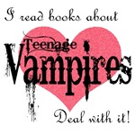 books about teenage Vampires