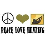 Peace Love Hunting