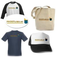 Pocketlama.net Swag