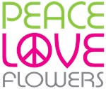 Peace Love Flowers