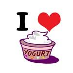 I Heart (Love) Yogurt