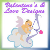 Valentine's Day and Love Designs