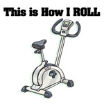 How I Roll (Exercise Bike)