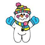 Cute Baby Snowman
