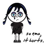 So Emo, It Hurts (Emo Girl)