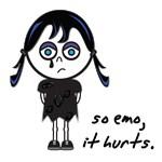 So Emo, It Hurts (Emo Girl)