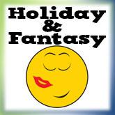 Fantasy & Holiday Smiley Faces