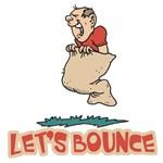 Let's Bounce Potato Sack (race)