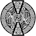 Celtic Knotwork Dragons