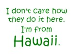 I'm From Hawaii