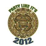 Party Like It's 2012!