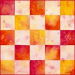 Checkerboard Watercolor
