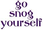 Go Snog Yourself