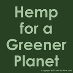 Hemp for a Greener Planet