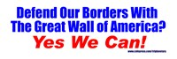 Great Wall of America