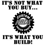 NADS Logo - It's not what you Buy