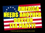 America Needs Another Boston Tea Party