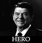 Ronald Regan Hero