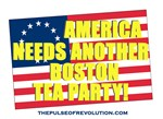 America Needs Another Tea Party!