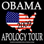 Obama Apology Tour